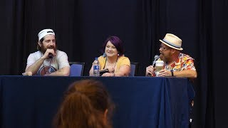 Anime Midwest 2019 - More Voice Actors of Anime Midwest Panel