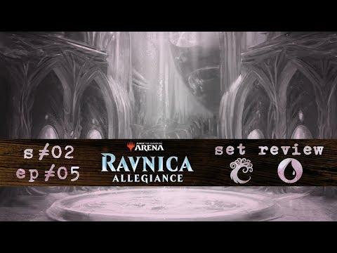 radio Kyoto s02 ep05 | Ravnica Allegiance Set Review | Simic & Blue