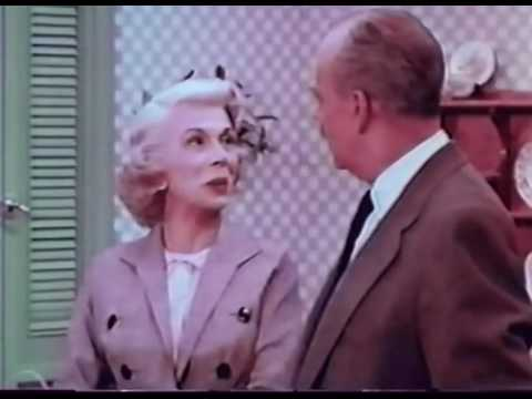 George Burns & Gracie Allen Show in COLOR! (S5E01, FULL EPISODE)