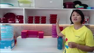 타파웨어 전자레인지전용용기(스마트레인지) 냉장기(프레시…