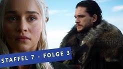 """Game Of Thrones - Staffel 7: Die denkwürdigsten Momente aus Folge 3 """"Die Gerechtigkeit der Königin"""""""