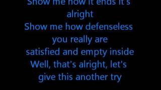Breaking Benjamin-So Cold Lyrics