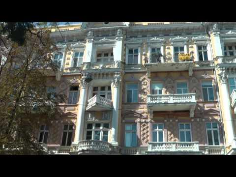 Reise in die Ukraine: Trailer Odessa