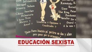 CNN Prime: Educación sexista