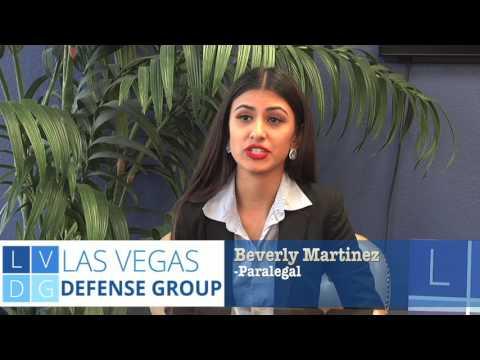 Beverly Martinez-Carvajal – Paralegal at Las Vegas Defense Group