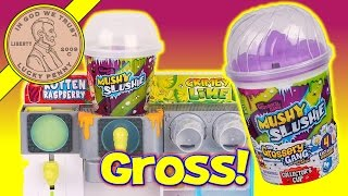 Grossery Gang Mushy Slushie Machine Play Set - Grosseries Corny Chip