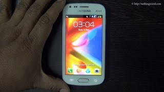 Samsung Galaxy S Duos Review Part 2: Software Interface full HD