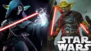 How Powerful Would Dark Side Yoda Be? Star Wars Explained