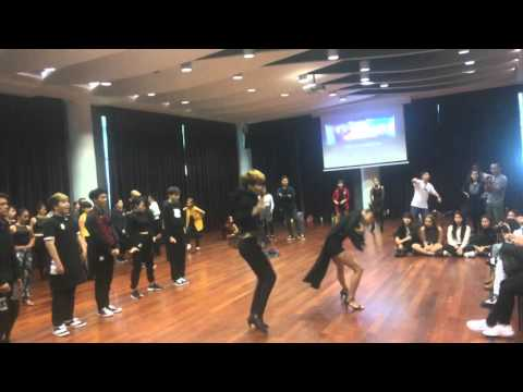 All Asia Waacking Festival Singapore 2016 | Top 32 | Skarlet