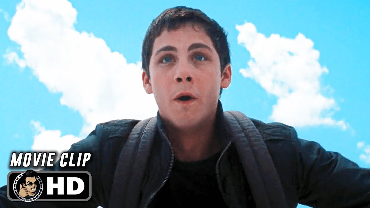 """Download PERCY JACKSON: SEA OF MONSTERS Clip - """"The Escape"""" (2013)"""