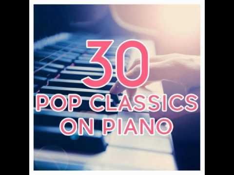 30 POP CLASSICS ON PIANO - PART 1 [CD]