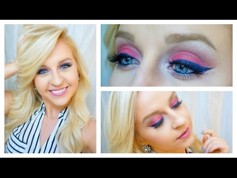 Summer Pink Glam | Makeup Tutorial thumbnail