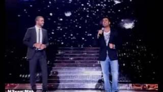 Star Academy 7 - وائل كفوري ومحمد رمضان حكم القلب