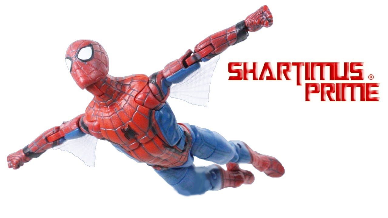 6-inch Wave 2 Homecoming Spider-Man Figure Spider-Man