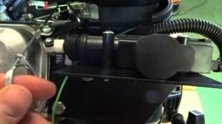 видео Как сделать автозапуск генератора своими руками: Схема подключения