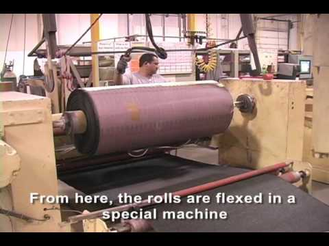 How Sandpaper is Made