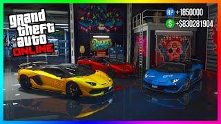 Rockstar Games Has 10 HIDDEN Cars/Vehicles In GTA 5 Online That Have NOT Been Released Yet!