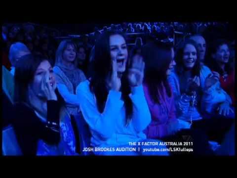 The X Factor Australia 2011 - Josh Brookes Audition (Usher - U Got It Bad)