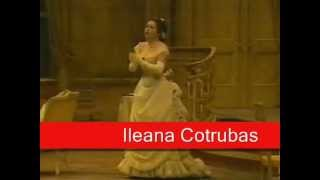 Ileana Cotrubas: Verdi - La Traviata,