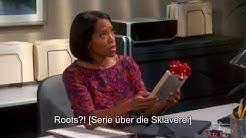 The Big Bang Theory – Sheldon & Janine David (German Caption)