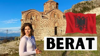 You Can't Miss This Ancient Albanian City!   BERAT, ALBANIA