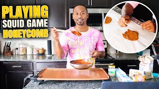 PLAYING SQUID GAME and doing the Dalgona Challenge + Movie Facts (FULL VERSION)   Alonzo Lerone