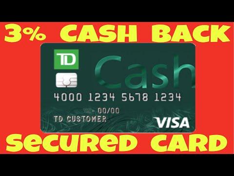 TD Bank Secured Credit Card