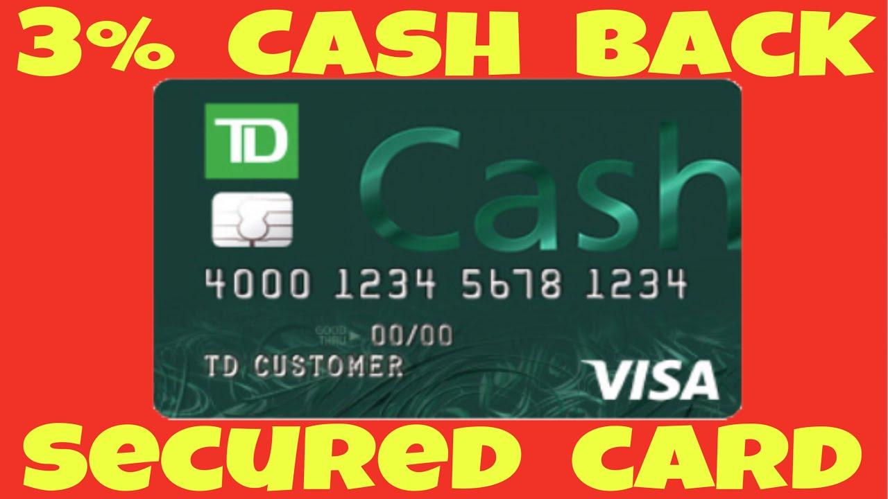 td bank credit card apr