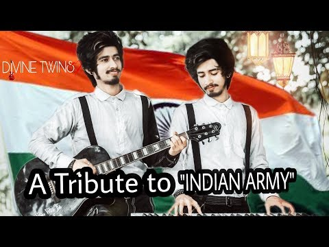INDEPENDENCE DAY SONG | TERI MITTI  X SANDESE AATE HEN BY DIVINE TWINS | VIVAAN & RIVAAN | B PRAAK