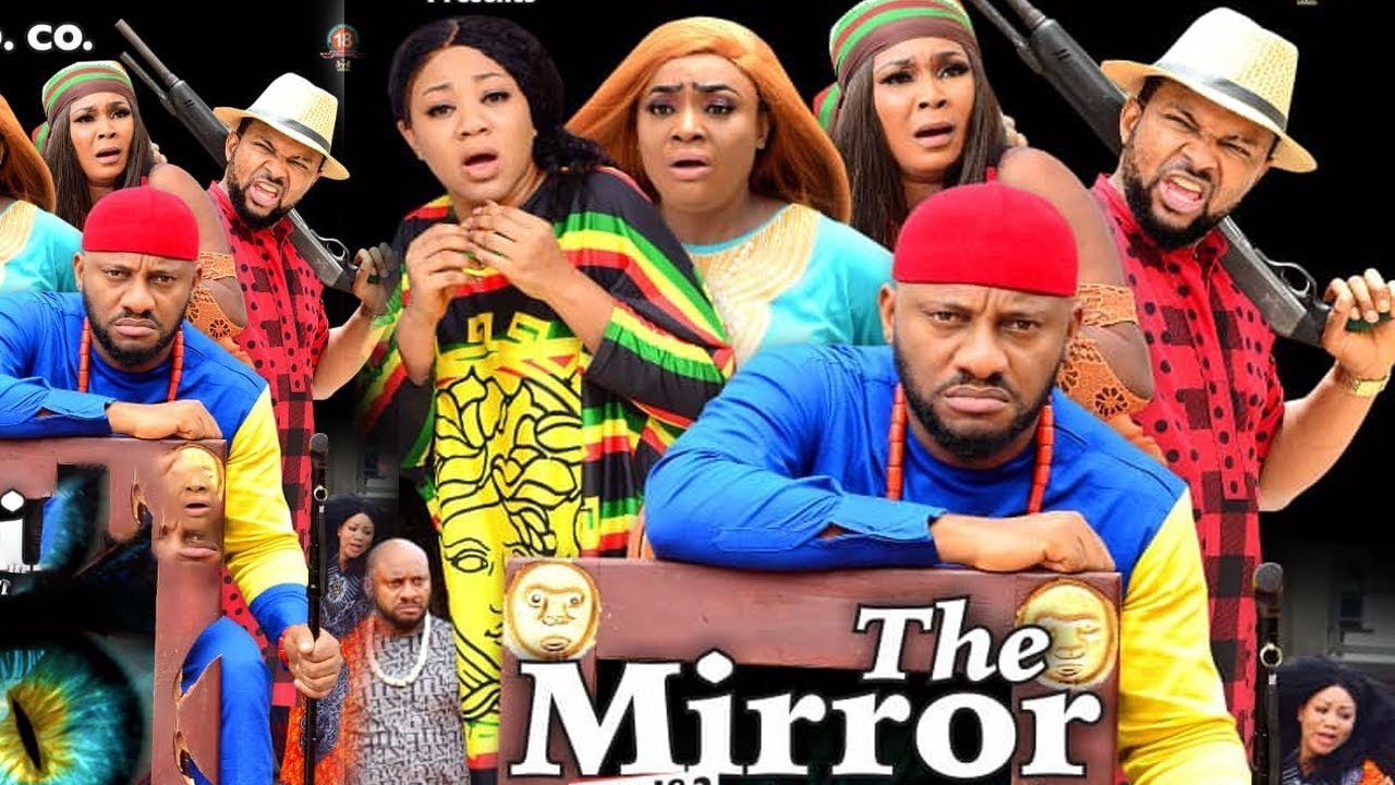 Download THE MIRROR SEASON 1 - YUL EDOCHIE|LATEST NIGERIAN NOLLYWOOD MOVIE|2020 MOVIE