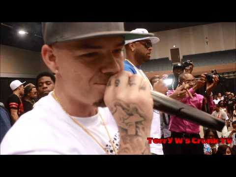 SlimThug and Paul Wall live in concert.