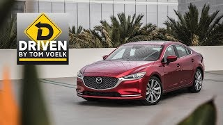 2018 Mazda6 Signature Car Review