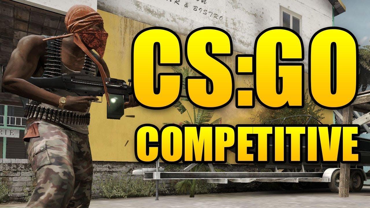CS GO COMPETITIVO