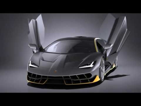 3d Model Lamborghini Centenario Lp 770 4 2017 Open Doors At 3dexport