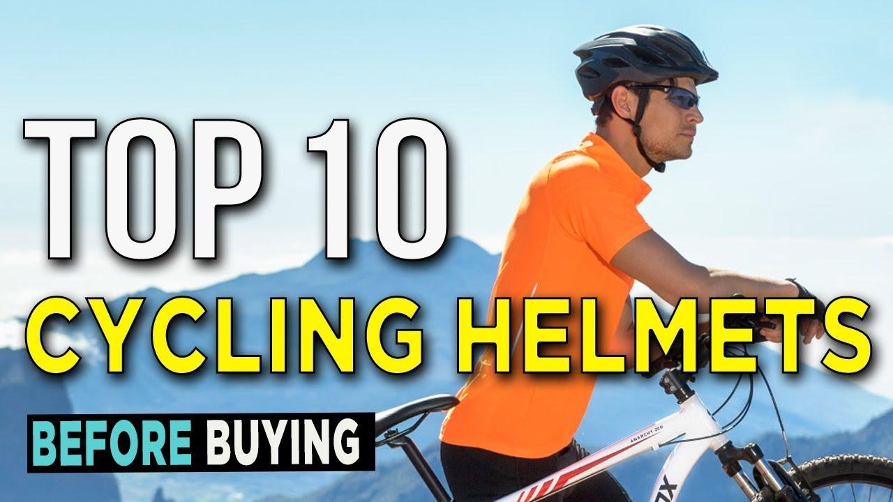6719b9fd1fb Top 10  Best cycling helmets 2018- Daily Burn - YouTube