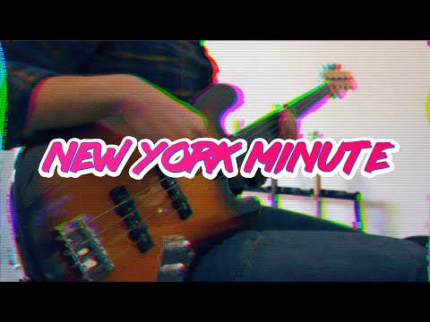 The Eagles - New York Minute [cover]