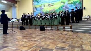 Coro IEP Curicó - Maestro, se Encrespan las Aguas