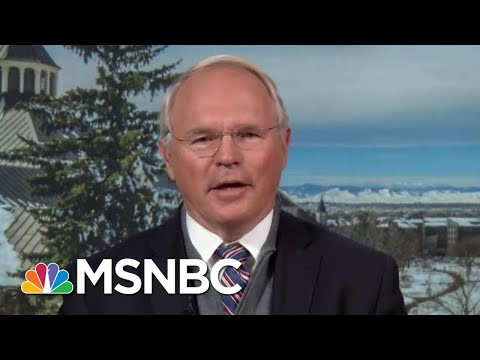 Chris Hill: Donald Trump's Iran Talk 'Aided And Abetted' By NSA Director Bolton | MTP Daily | MSNBC