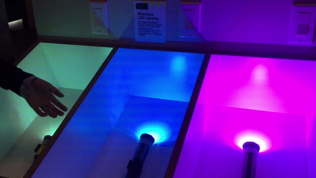 The Best Lighting for Your Pool Jandy Pro Series Nicheless LED - YouTube : best photo lighting - www.canuckmediamonitor.org