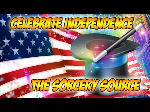 Celebrate Independence! - The Sorcery Source - Super Hero Squad Online