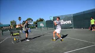 Tennis Lessons | Footwork, Body Positions, & Balance
