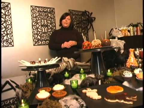 halloween food for a halloween party youtube