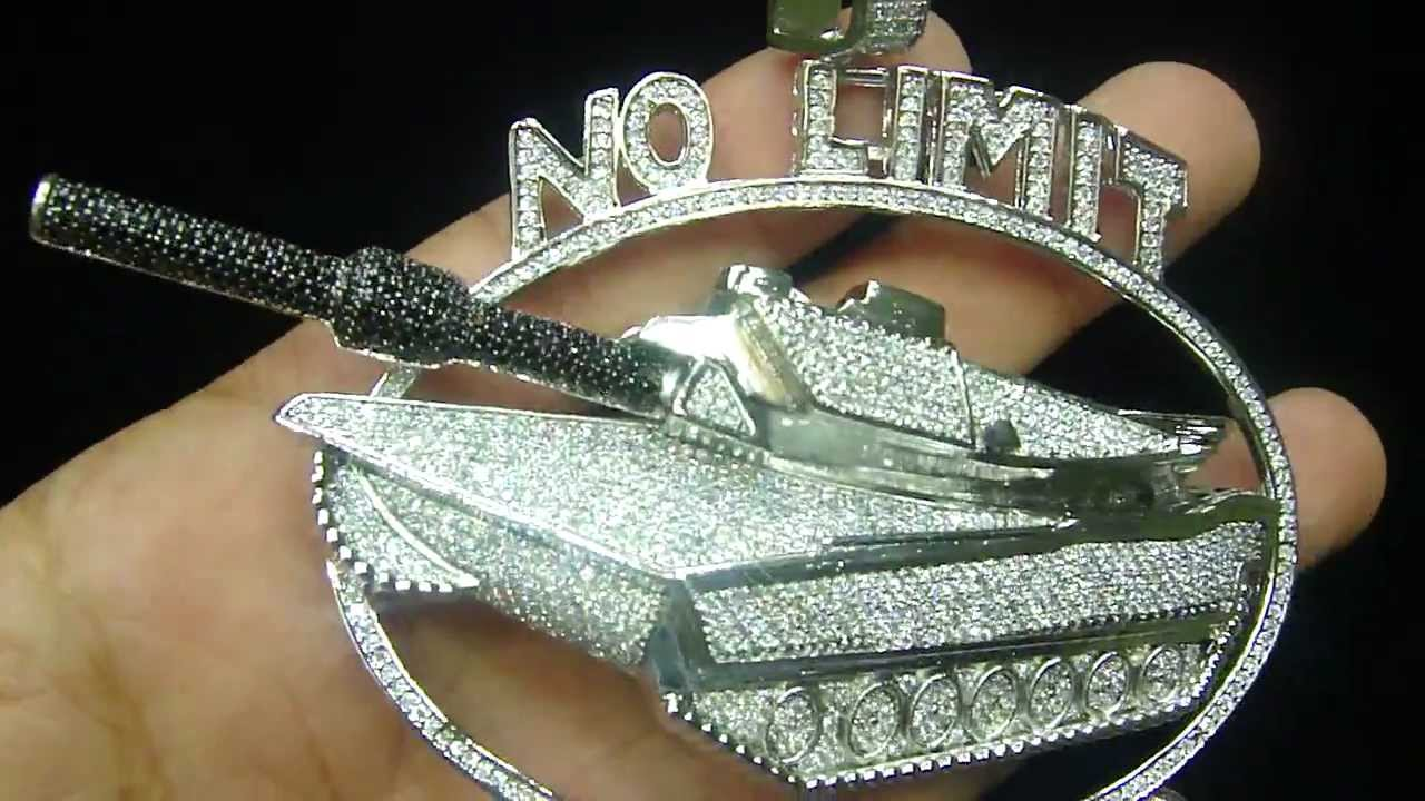 Mr Chris Da Jeweler Lab Diamond Quot No Limit Forever