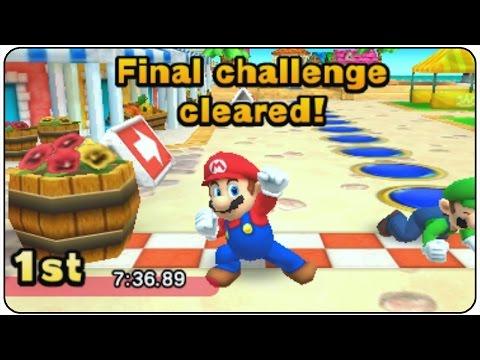 Mario Party Star Rush - Coinathlon (10 Wins in a row)