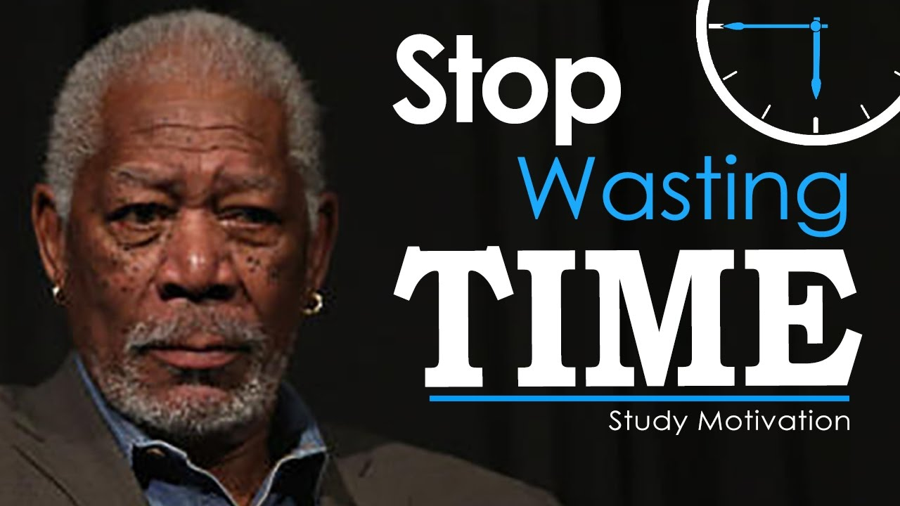 STOP WASTING TIME - Part 1 | Motivational Video for Success & Studying (Ft   Coach Hite)