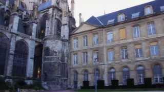 Visite touristique de Rouen (Haute-Normandie), France - 2015