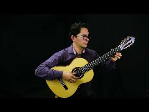 Farewell by John Doan played on a Greg Brandt Classical Guitar