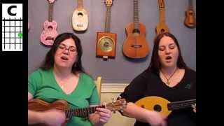 Danny Boy - ukulele lesson - easy version