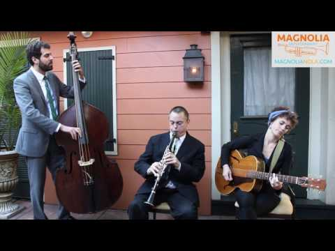 New Orleans Jazz Trio (Magnolia All-Stars) - Careless Love