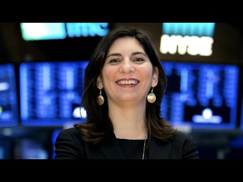 Stacey Cunningham becomes first woman to lead New York Stock Exchange